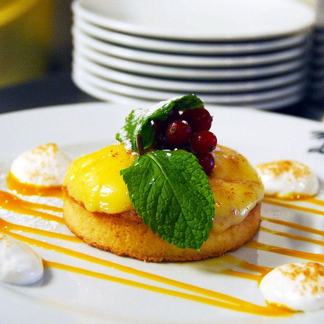 Tarte citron meringué Maison Edgar