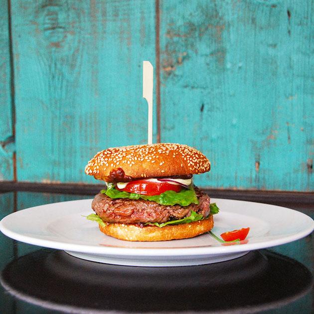 burger Edgar Maison Edgar